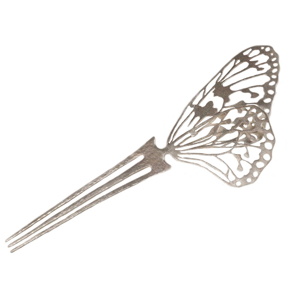 Zoya Dickinson Butterfly Hairpin