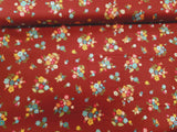 Bloom Bouquet Fall Cotton Fabric Andover By the Yard