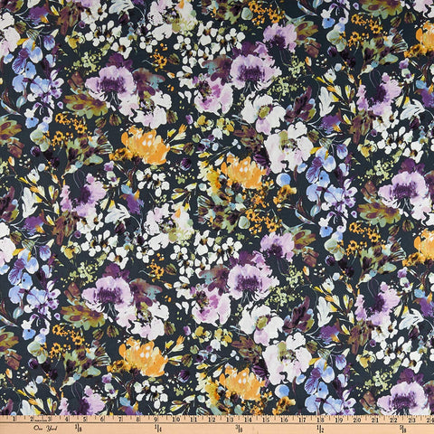 Field Day Bloom Cotton Fabric Windham Kelly Ventura By the Yard