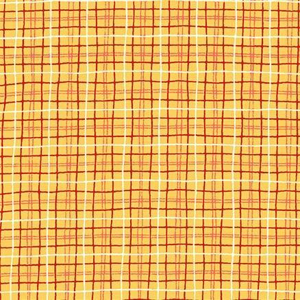 Picnic Plaid Cotton Fabric Michael Miller By the Yard