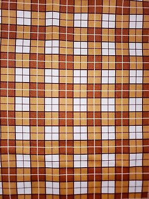 Puppy Love Plaid Cotton Fabric Exclusively Quilters