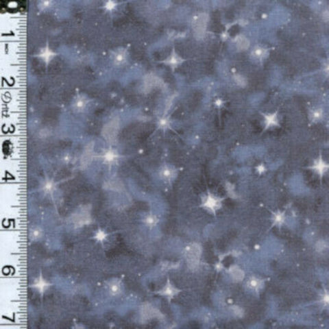 Songbook Praise and Rejoice Cotton Fabric  Starry Laura Berringer  By the Yard
