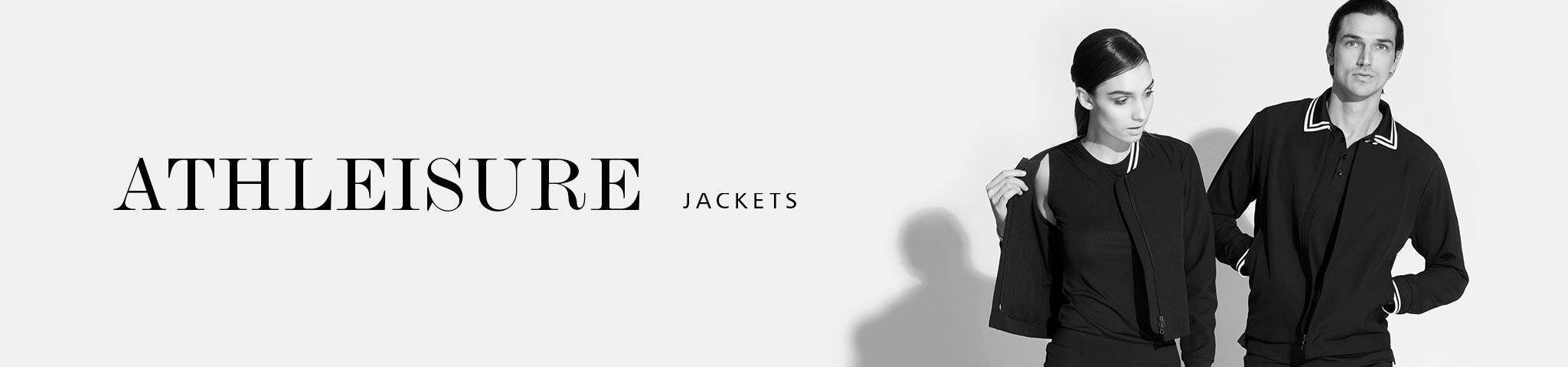 Athleisure Jackets