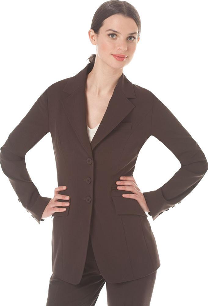 Women's 3 Button Suit Jacket