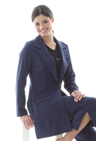 Women's 1 Button Suit Jacket