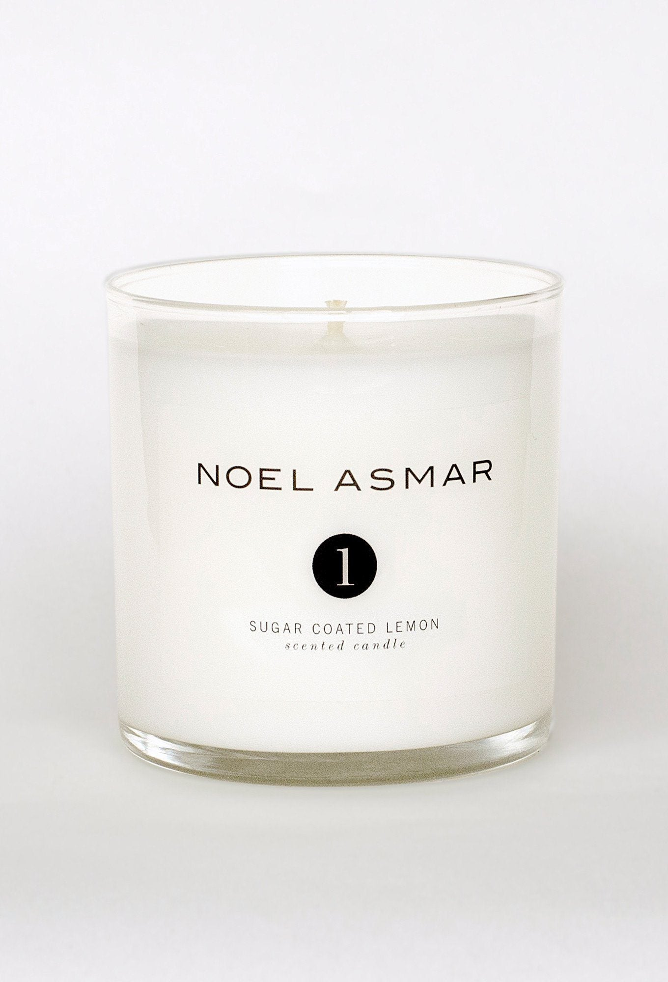 Scented Candle - No. 1. Clarity