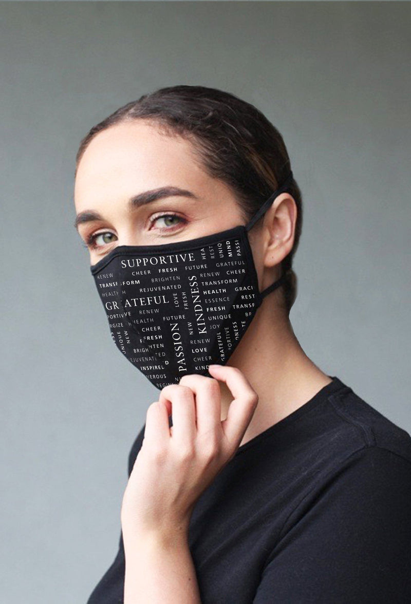 INSPIRE Face Mask - Multipack (from $6 per mask)