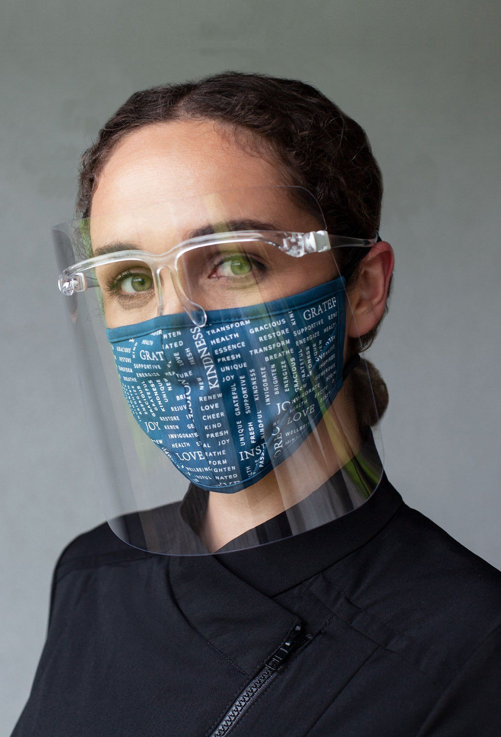 Wellness Face Shield Kit