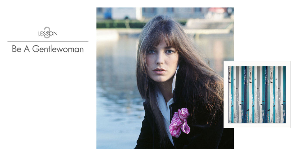 Jane Birkin - Be A Gentlewoman