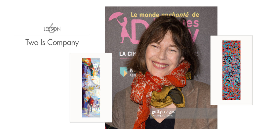Jane Birkin: Two Is Company