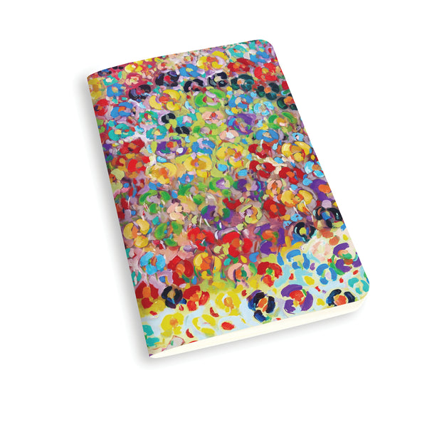 Spring is Here - Yellow - Notebook