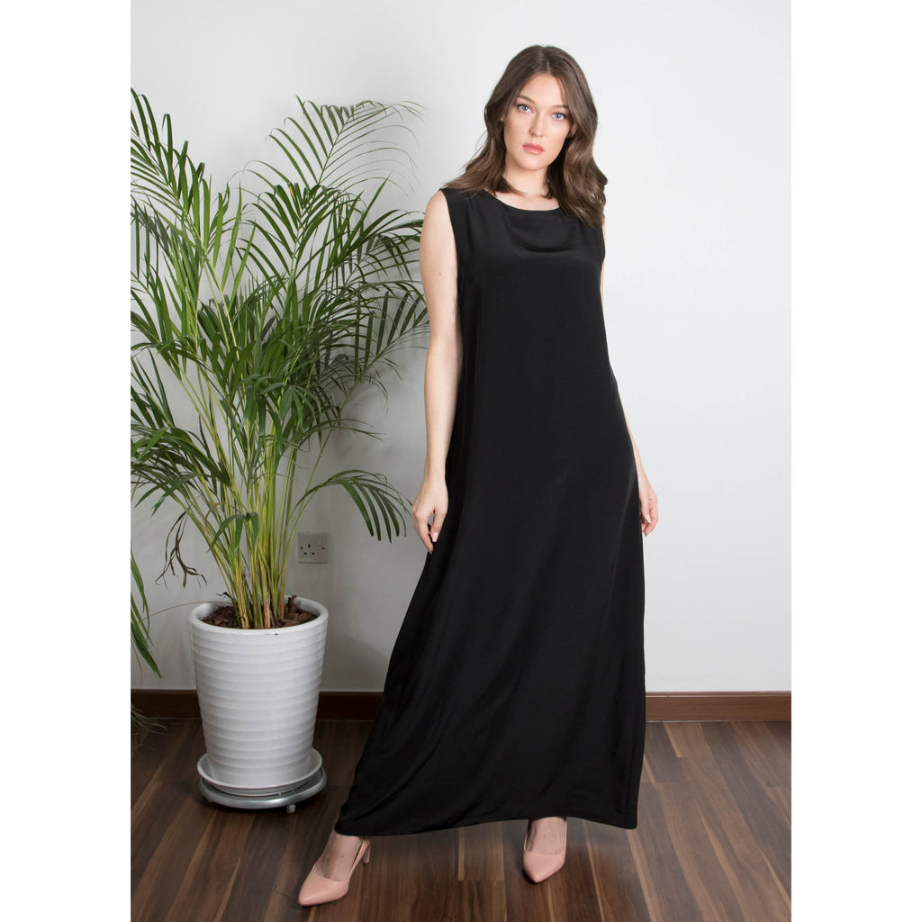 Abaya Dress (Black)