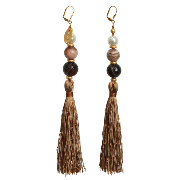 Brown - Tassel