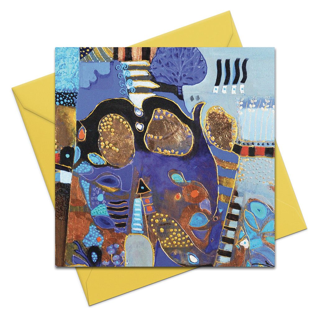 The Journey - Greeting Card