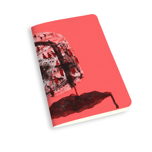 Kingdom of Fez (Tarboosh) Pink - Notebook