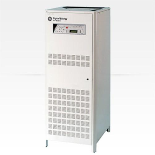 GE SG Series 10kVA/8kW 480V In/Out 3-Phase 3-wire + Gnd w/EMI 5th THD Base  UPS