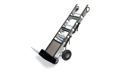 Escalera Motorized Stairclimber Hand Truck Dolly MS-1-66 - 1200 Lb. Capacity - Salesmaker Carts