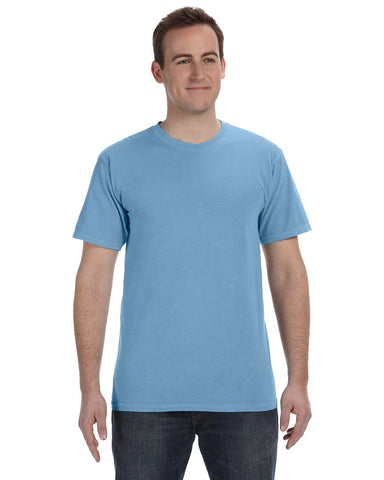 Authentic Pigment Pigment-Dyed & Direct-Dyed Ringspun T-Shirt