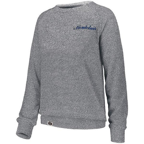Holloway Montclair Ladies Cuddly Crewneck