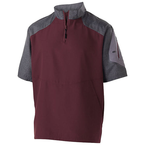 Holloway Raider Short Sleeve Pullover