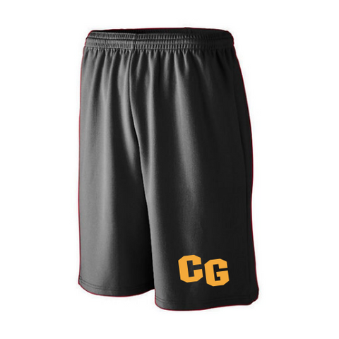 Augusta CG Wicking Shorts w/ Pockets