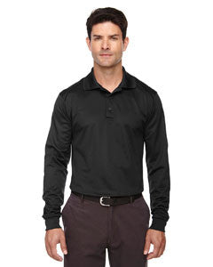 Ash City Extreme Eperformance™ Men's Snag Protection Long-Sleeve Polo