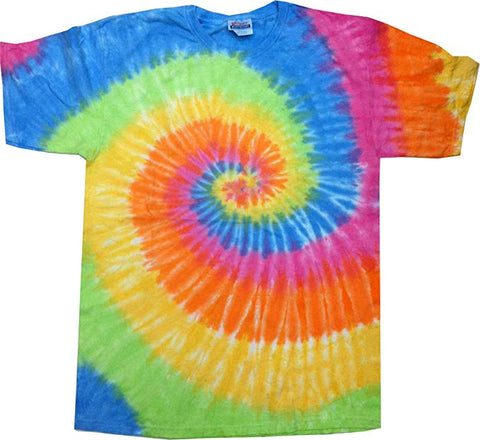 Colortone Eternity Tie Dye T-Shirt