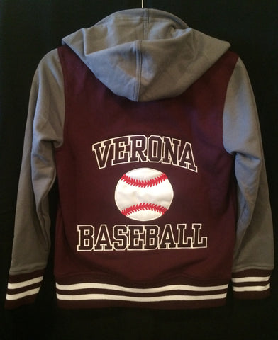Holloway Verona Baseball Accomplish Jacket (With Name)
