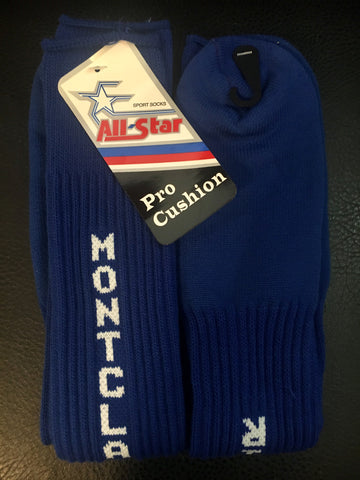 Montclair Softball Socks