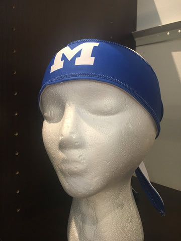Montclair Reversible Sublimated Tie Headband