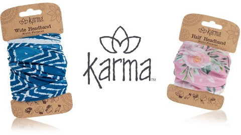 Karma Headbands/Face Coverings