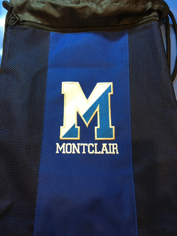 Montclair Team 365 Drawstring Bag