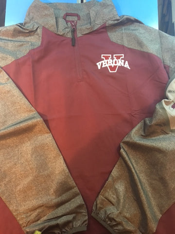 Holloway Raider Pullover w/arched Verona