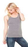 Bella + Canvas Ladies' Stretch Rib Tank