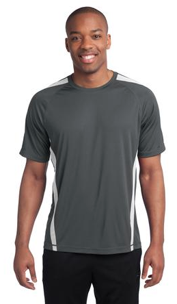 Sport-Tek® Tall Colorblock PosiCharge® Competitor™ Tee
