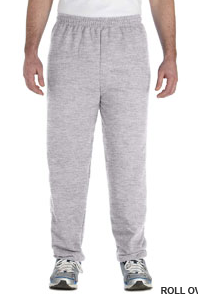 Gildan Cuffed Sweatpants