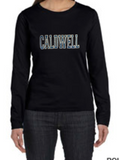 LAT Caldwell Glitter Long Sleeve T-shirt