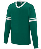 Augusta Long Sleeve Stripe Jersey
