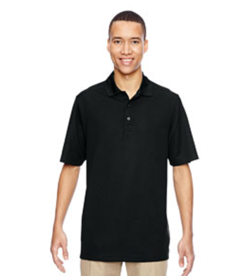 Ash City North End Men's Excursion Nomad Performance Waffle Polo