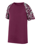 Augusta Digi Camo Shirt Color Block Jersey