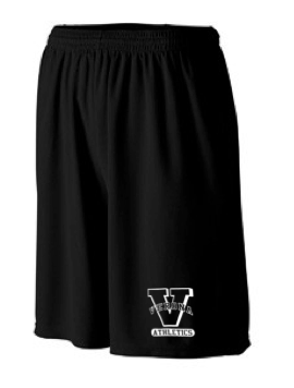 Augusta Verona Athletic Black Shorts w/Pockets
