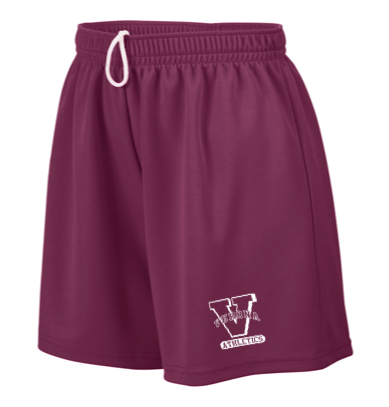 Augusta Verona Athletics Girls' Shorts