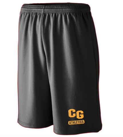 Augusta Cedar Grove Athletics Mens Shorts with Pockets