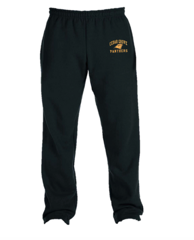 Gildan Cedar Grove Panthers Sweatpants