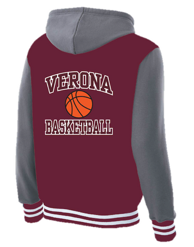 Holloway Verona Basketball Accomplish Jacket (With Name)