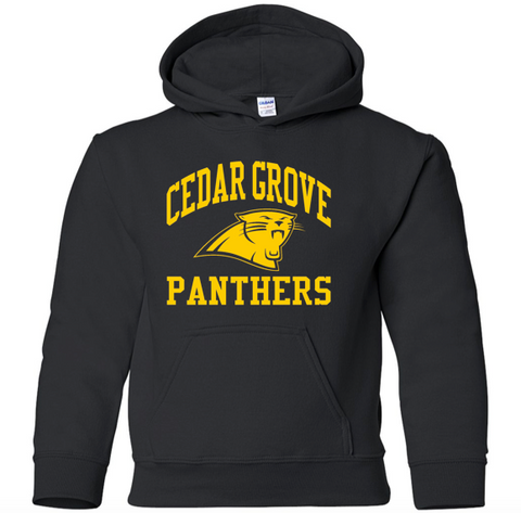 Gildan Cedar Grove Panthers Sweatshirt