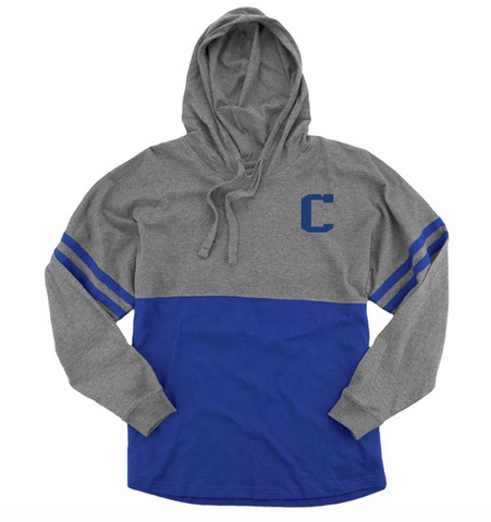 "Boxercraft ""C"" Hooded Pom-Pom Jersey"