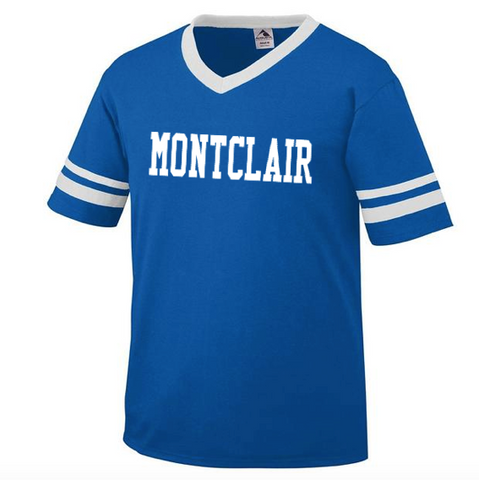 Augusta Montclair Sleeve Stripe Jersey
