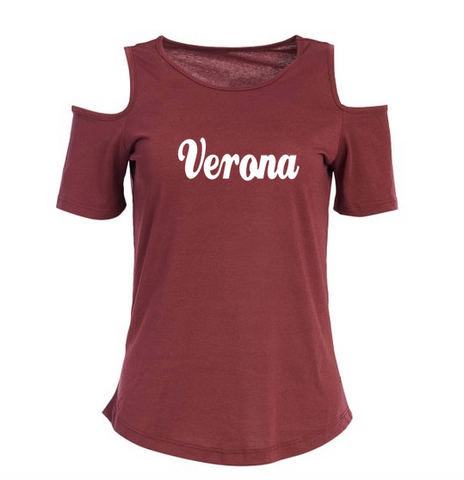 Boxercraft Verona Cold Shoulder Tee