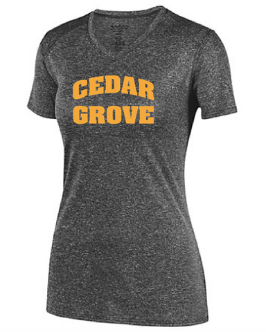 Augusta Cedar Grove Ladies Kinergy Training Tee